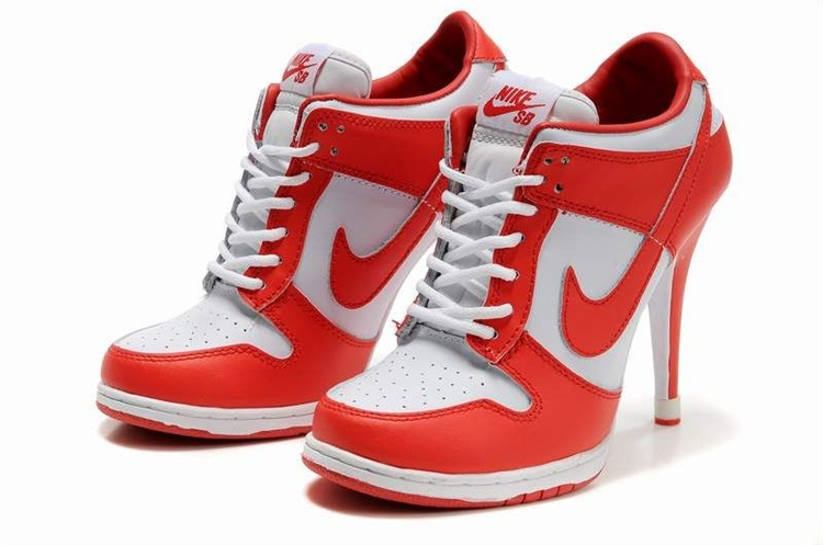 nike heels do nike make high heel sneakers or are they all fakes? FEDFXGA