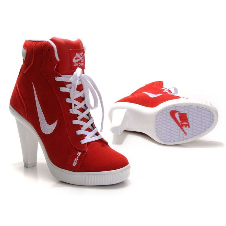 ... shoes image nike heels trainer on heels ejgpbfk ...