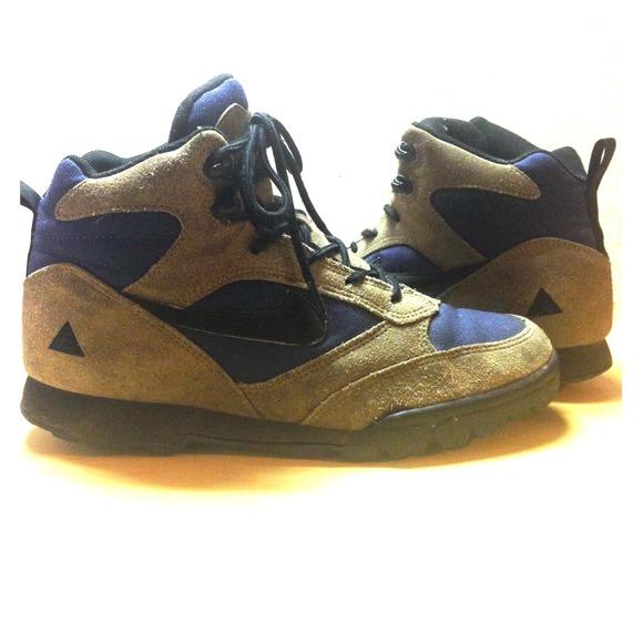 nike hiking boots vintage nike acg hiking boots DXOJZTP