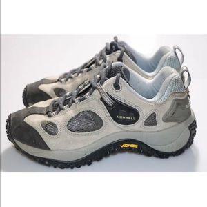 nike hiking shoes merrell womenu0027s hiking shoes JBQMUHX
