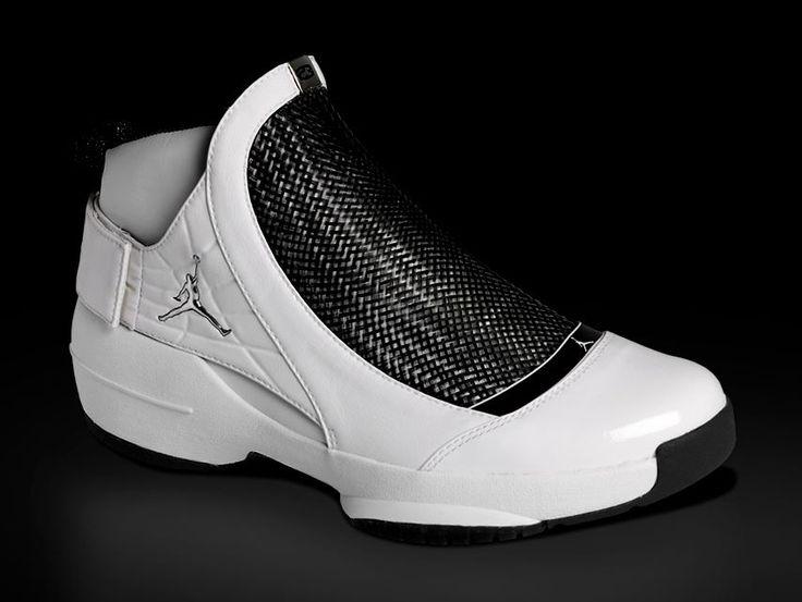 nike jordan shoes model: air jordan xix edition: white / chrome / flint grey / black whatu0027s QHLGCOP