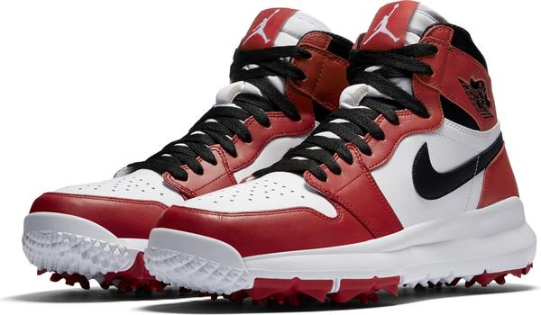 nike jordan shoes nike golf brings air jordan i retro high to the links VXBRYNT