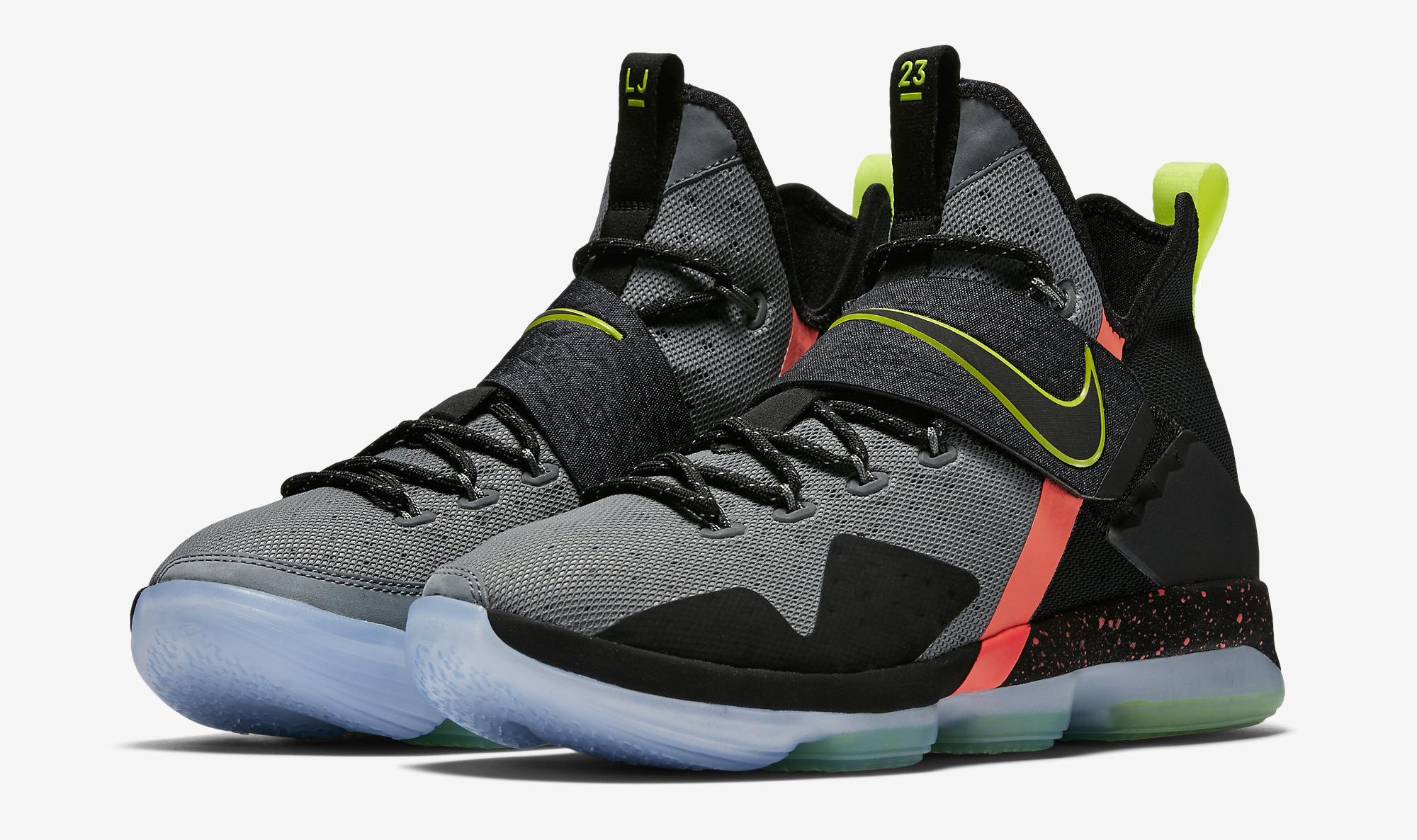 Nike Lebron brawl erupts at nike lebron sneaker release HHRTEOB