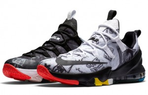 Nike Lebron nike lebron 13 low lebron james family foundation NGTFJSS