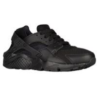 nike shoes for kids nike huarache run - boysu0027 grade school - all black / black BKZBEQN