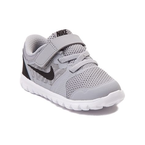 nike shoes for kids shop for toddler nike flex run athletic shoe, gray GRXIBJW