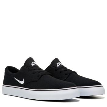 nike skate shoes nike nike sb clutch skate shoe black/white XSGPMBU
