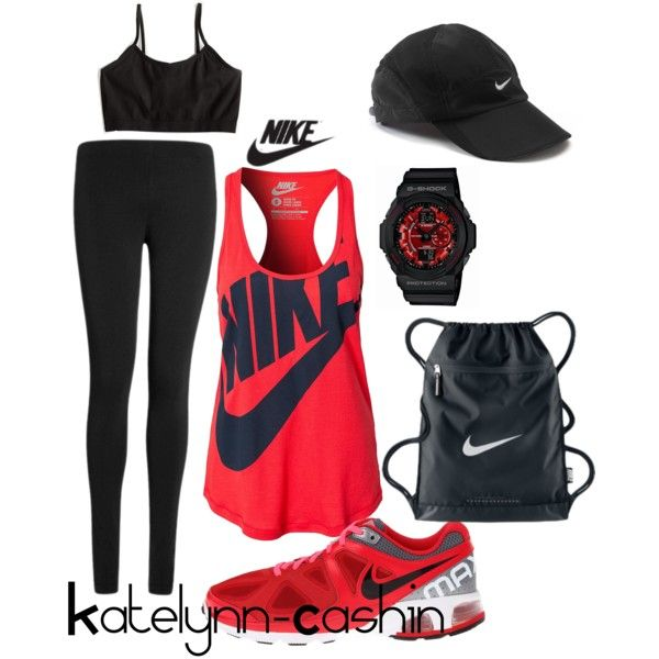 nike workout clothes clayton on. nike workout. RYRWEDH