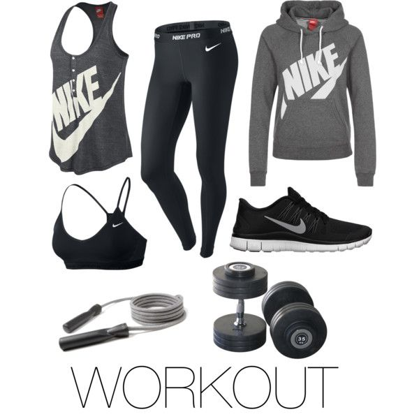 nike workout clothes cute workout outfit.... but letu0027s be honest here. ILEEZKA