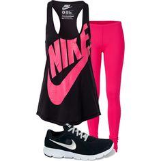 nike workout clothes pinta nike para el gim TOSOVOM