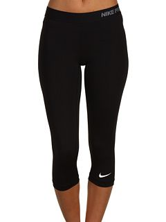 nike yoga pants nike - pro core ii compression capri... best workout pant ever. i VRREGCY