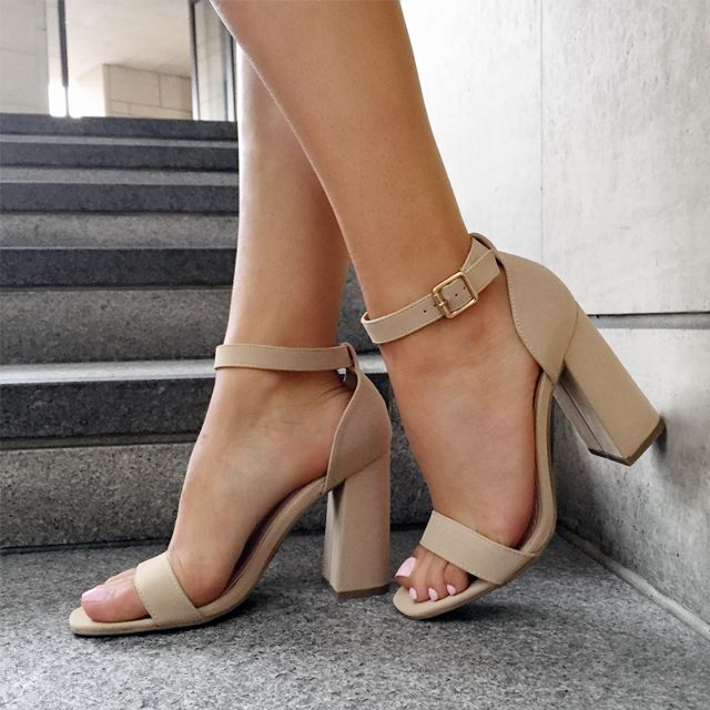nude shoes nude sandals - shop now XJYMPPY