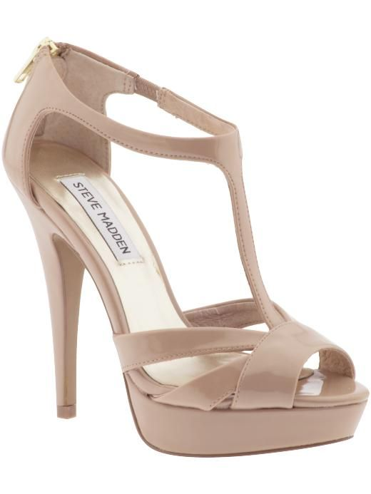 nude shoes the nudest of nude heels to make your legs look miles long. the platform ALQMLTO