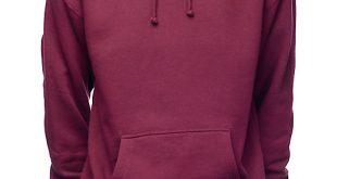 obey afton burgundy hoodie CAVCPUS
