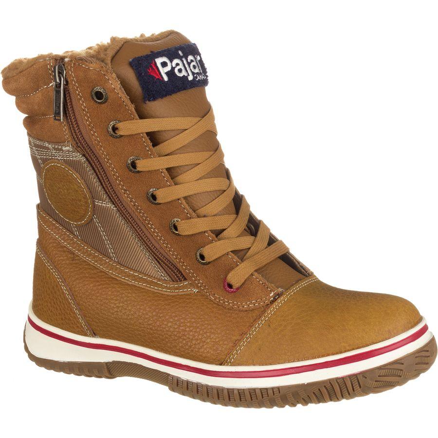 pajar boots pajar canada - trooper boot - menu0027s - cognac/cognac RQVRERN