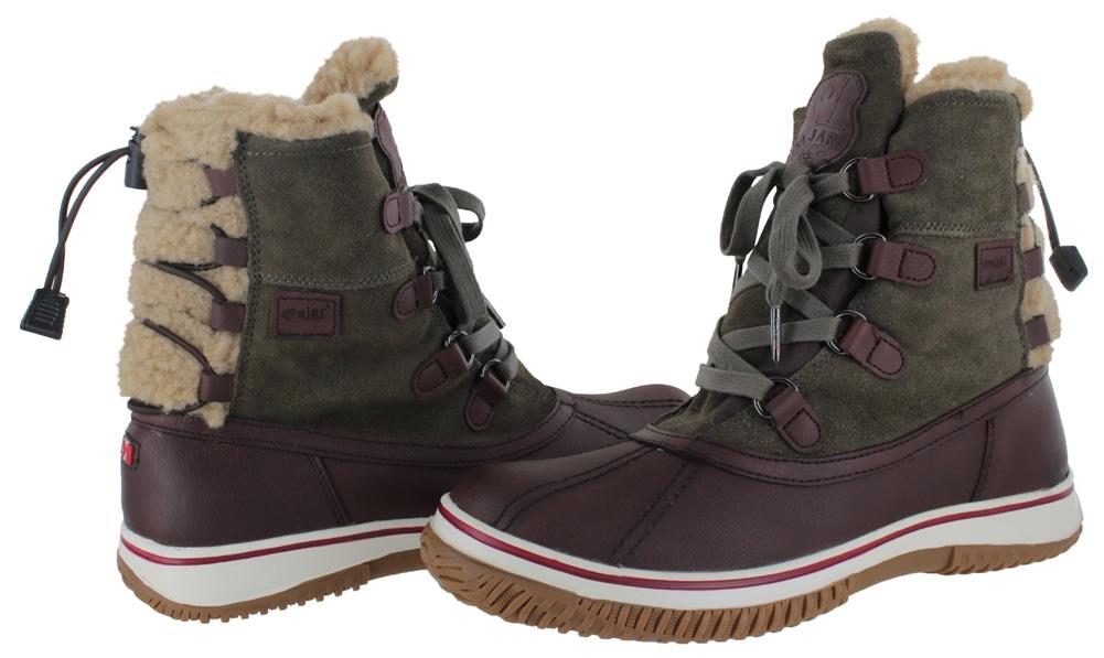 pajar boots pajar-iceland-women-039-s-duck-snow-boots- EWDPEBG