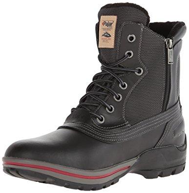 pajar boots pajar menu0027s baird boot, black, ... RLARLTD