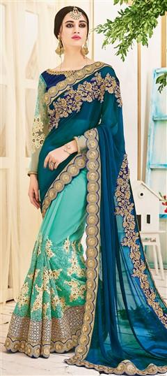 party wear sarees 725031 FHEHBUC
