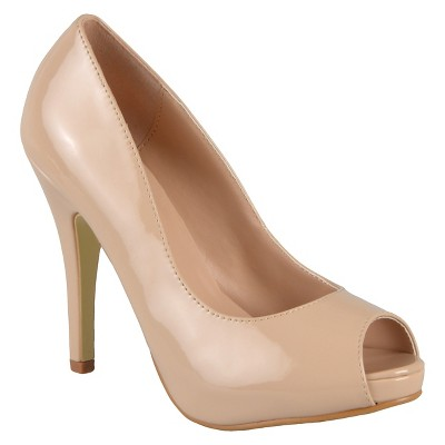 peep toe pumps $36.99 MBDMVQA