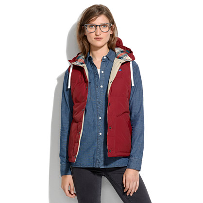 penfield® lucedale puffy vest NFPOJSR