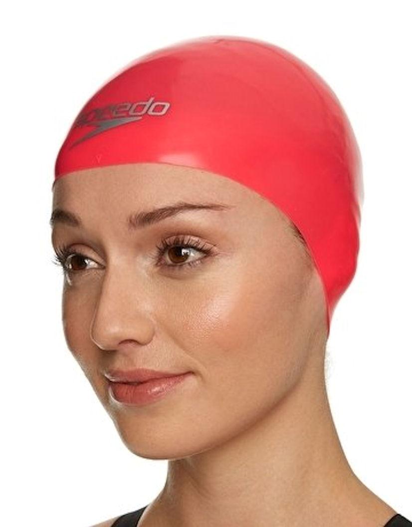 picture of speedo adult fastskin3 swimming cap- speedo swimming hats -8-082168442 NPYRTPU