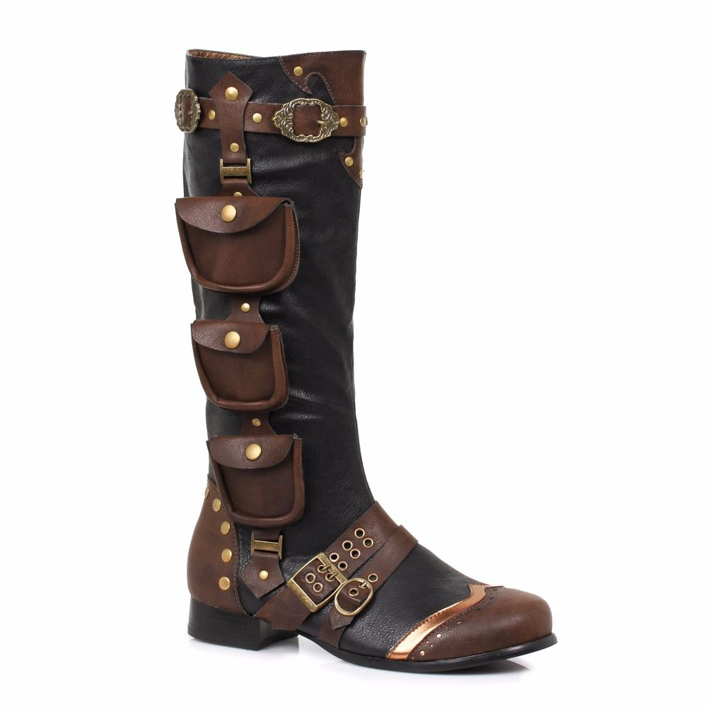 Pirate Boots To Enjoy Thrilling Pirate Legends