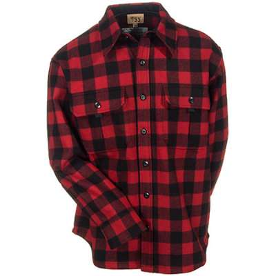 plaid shirts for men minus 33 shirts: menu0027s red plaid shirt 500 red XBJMMNS