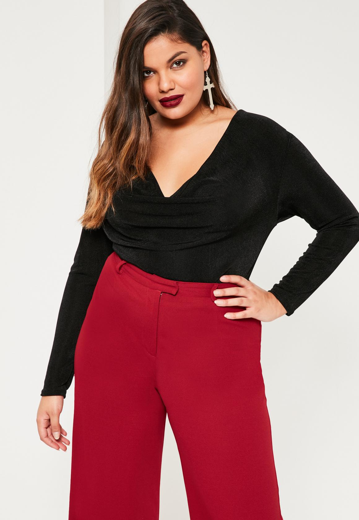 Plus Size Bodysuit Selection Guidelines