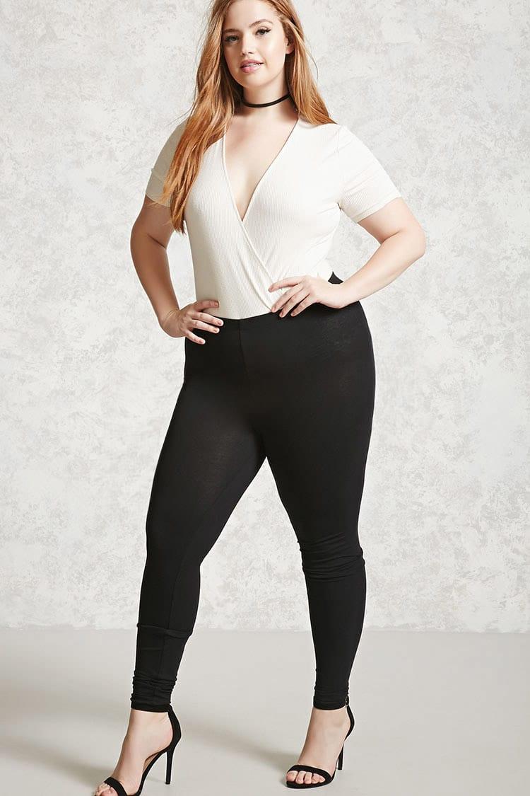 plus size leggings CGIRVIP