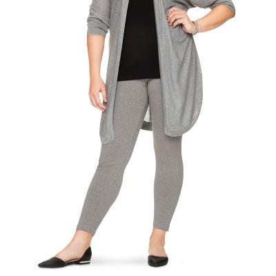 plus size leggings womenu0027s plus-size leggings heather gray - xhilaration™ RHALFLV