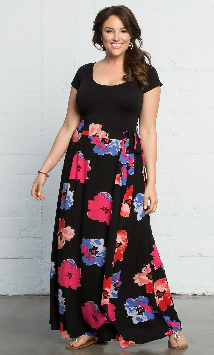 plus size skirts | celine chiffon maxi skirt LHEZXHX