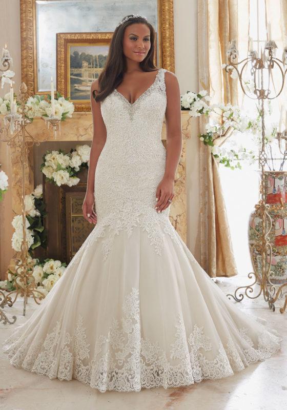 plus size wedding dress julietta - plus size wedding dresses, wedding dresses u0026 bridal gowns  crystal beaded KOMNILZ
