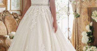 plus size wedding dress julietta - plus size wedding dresses, wedding dresses u0026 bridal gowns  embroidered lace ALDOLRF