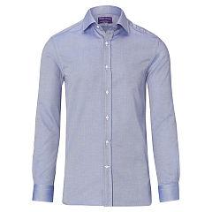 polo dress shirts cotton dress shirt - purple label standard fit - ralphlauren.com TRWUENV