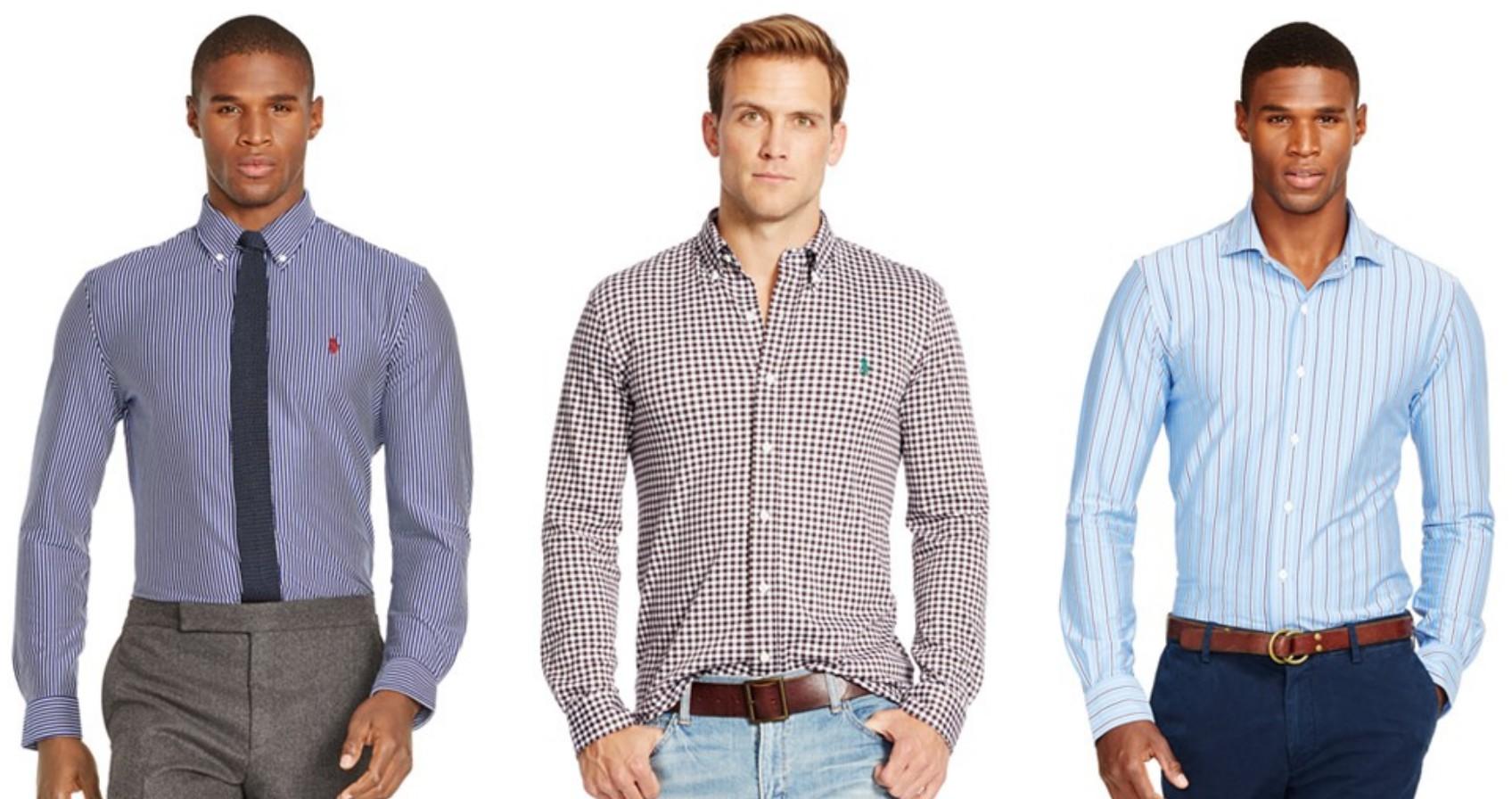 polo dress shirts polo ralph lauren WOVZBCQ