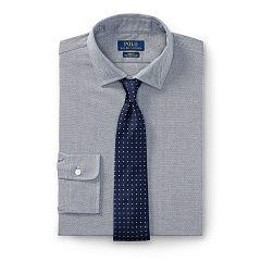 polo dress shirts slim fit cotton dress shirt - polo ralph lauren slim fit - ralphlauren.com QZAOBNU