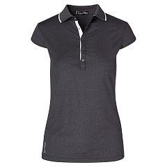 polo shirts for women diamond-embossed polo shirt - polo shirts women - ralphlauren.com LKKRGBY