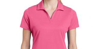 polo shirts for women sport-tek ladies posicharge racermesh polo BHZVKPR