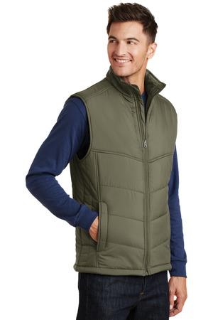 port authority® puffy vest. j709 YJPPRTV