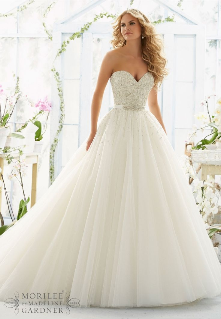 Princess Wedding Dresses for a Bride Like You - storiestrending.com
