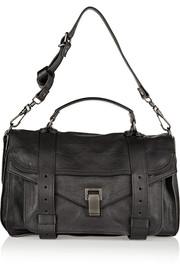 proenza schouler bag proenza schouler the ps1 medium leather satchel FZOYROD