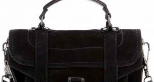 proenza schouler bag ps1 tiny suede shoulder bag | proenza schouler SUIKRBP