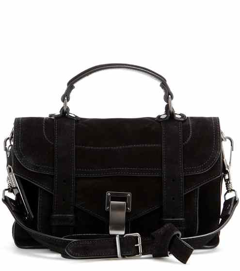 How to carry the proenza schouler bag?