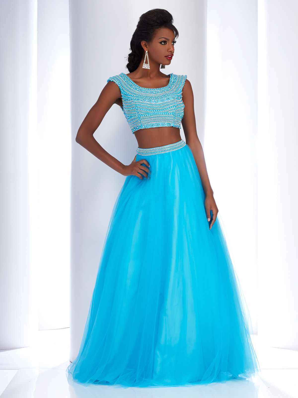 promdress clarisse two piece prom dress 2826 EZEHIXD