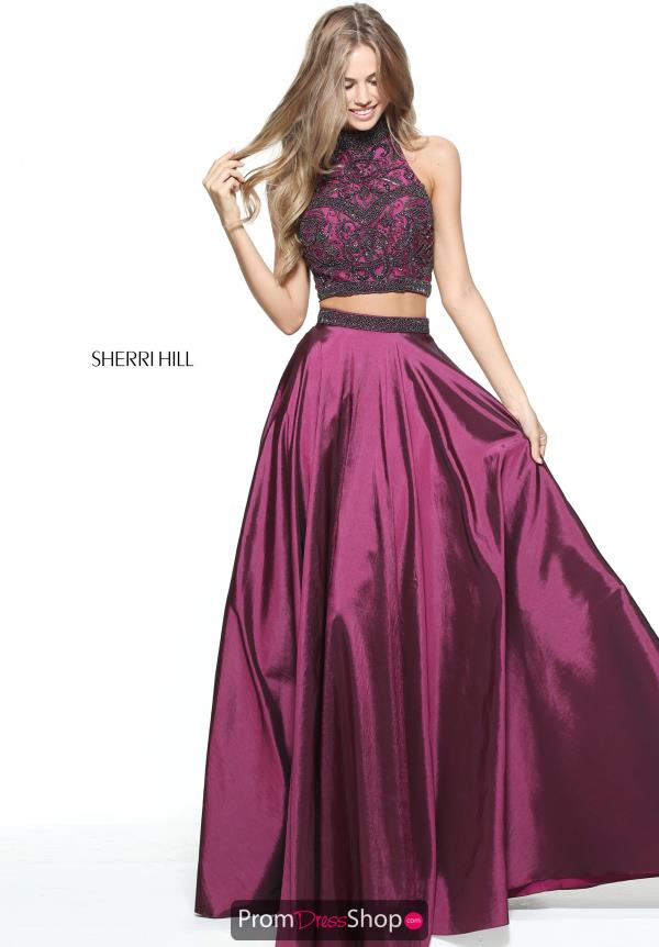 promdress sherri hill dress 51061 ZREIXCZ