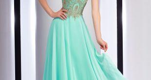 promdress ... strapless a-line prom dress 2715 ... QBPMIIL