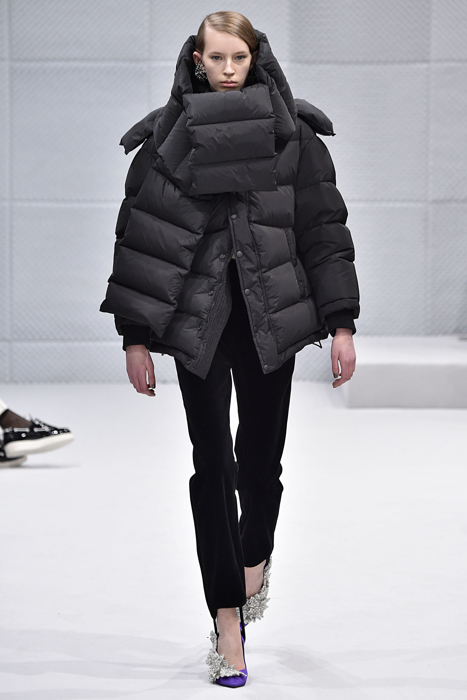 Puffer Coat Styles and Stuffing Options