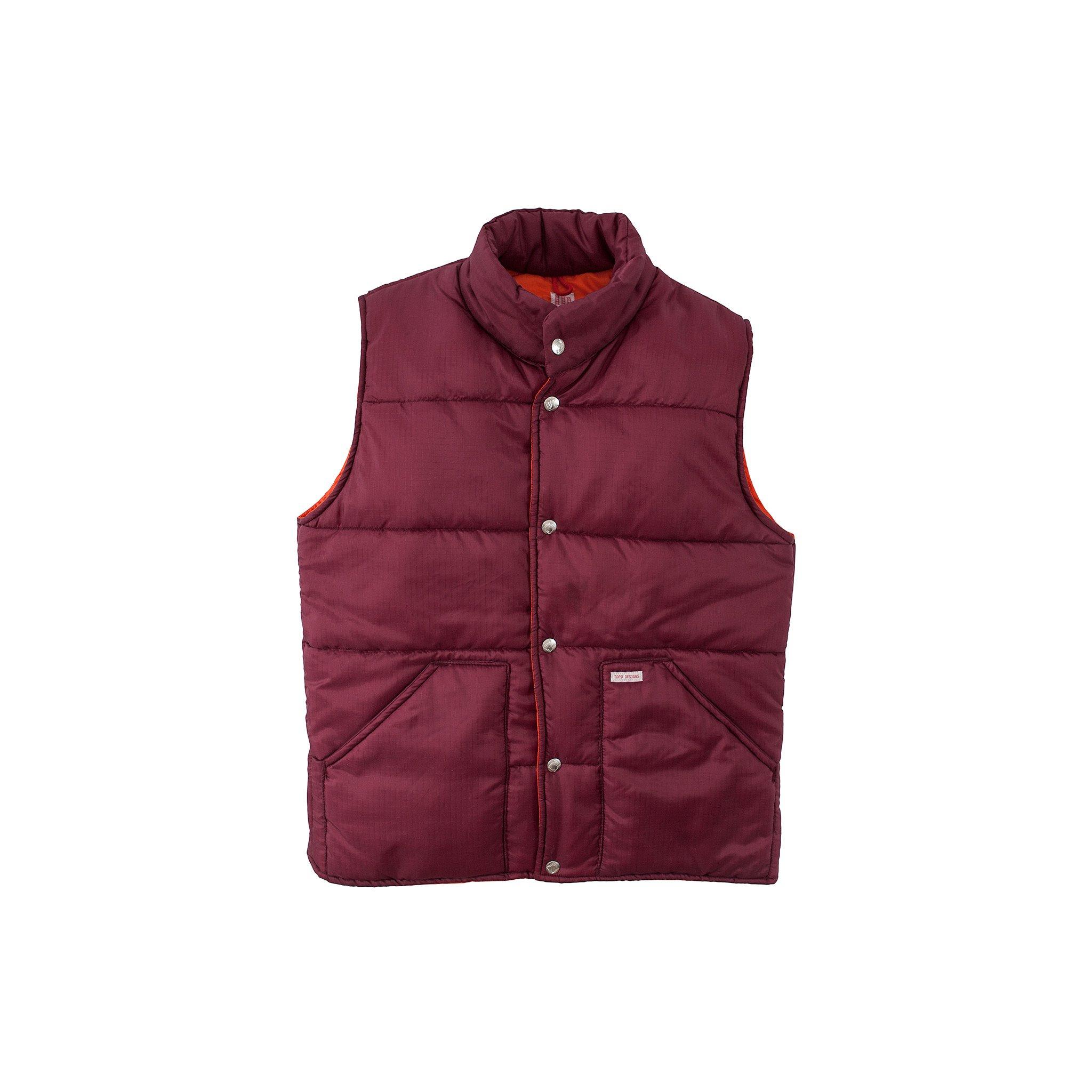 puffy vest topo designs i puffer vest i made in usa | topo designs AWWEUOE