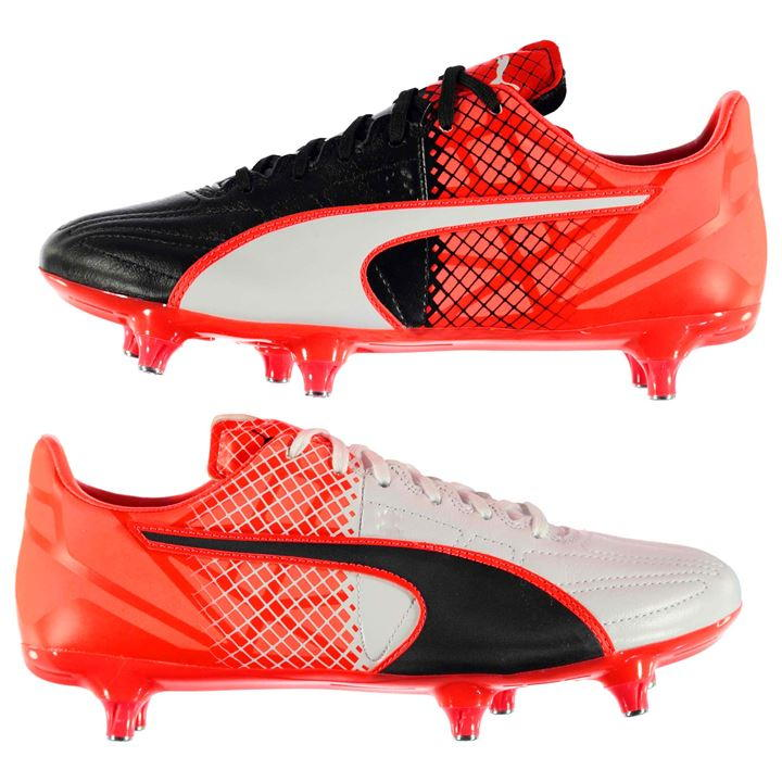 puma boots puma evospeed 3.5 leather sg football boots mens XSIUXLT