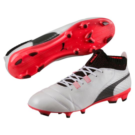 Puma cleats one 17.1 fg menu0027s firm ground soccer cleats LNZBGGM
